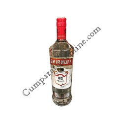Red Vodka 40% Smirnoff 1l.