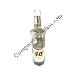 Alcool etilic de origine agricola 60 gr. Alcoprod Service 0.5l.