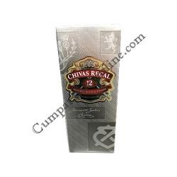 Scotch Whisky Chivas Regal 12 ani 40% 0,7l. cutie