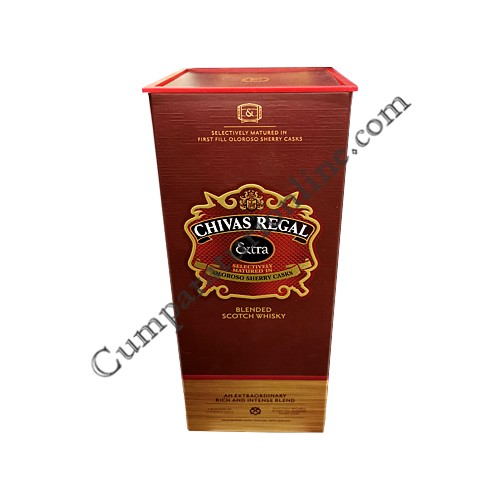 Scotch Whisky Chivas Regal Extra 40% 0,7l. cutie