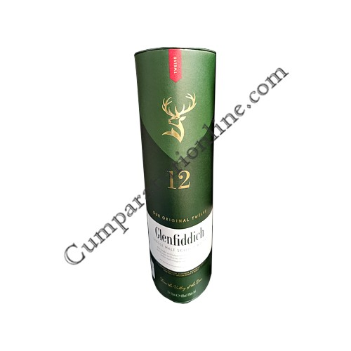 Scotch Whisky Glenfiddich 12 ani Single Malt 40% 0.7l. cutie
