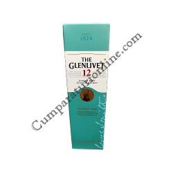 Scotch Whisky Glenlivet 12 ani Single Malt 40% 0.7l. cutie