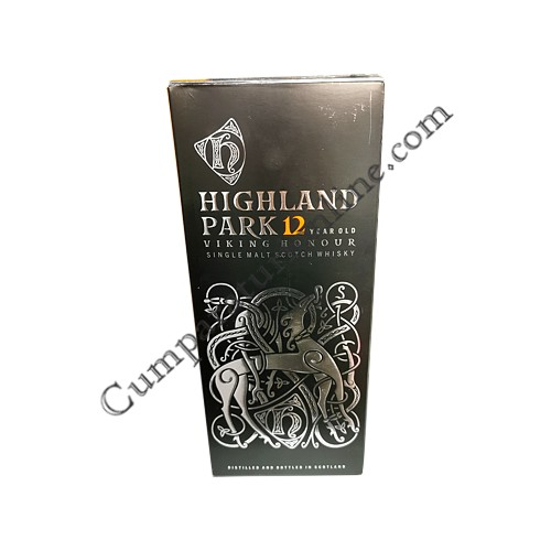Scotch Whisky Highland Park 12 ani 40% 0,7l. cutie