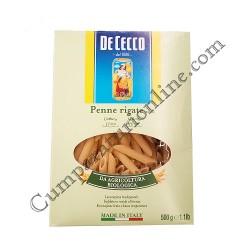 Penne rigate ECO De Cecco 500 gr.