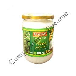 Ulei de cocos virgin ECO Marina 500 ml.