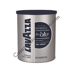 Cafea macinata Lavazza Espresso inBlu 250 gr.