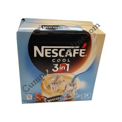 Cafea solubila Nescafe 3in1 Cool 24x14 gr.