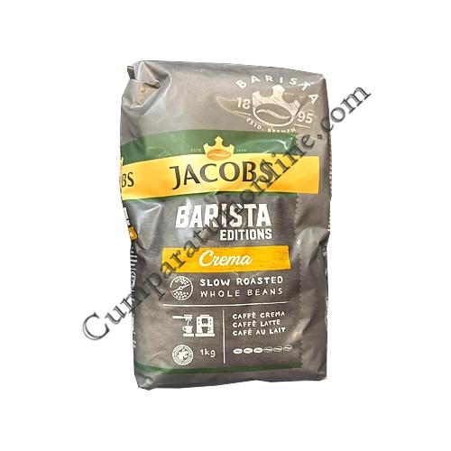 Cafea boabe Jacobs Barista Crema 1 Kg.
