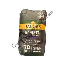 Cafea boabe Jacobs Barista Espresso 1 Kg.