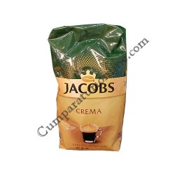 Cafea boabe Jacobs Crema 1 kg.