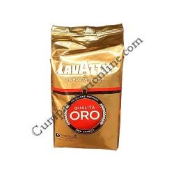 Cafea boabe Lavazza Qualita Oro 1 kg.