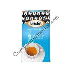 Cafea macinata Bristot Decaffe 250 gr.