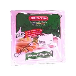 Cremwursti extra cu piept de pui Cris-Tim 270 gr.