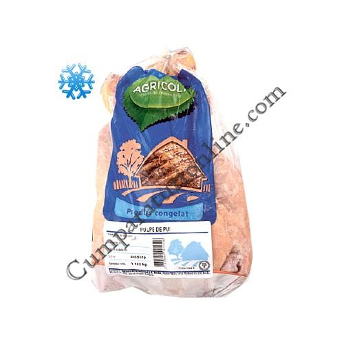 Pulpe pui cu os congelate Agricola pret/kg