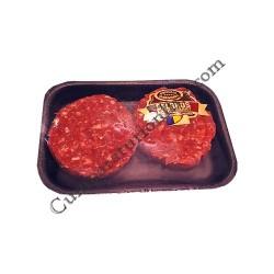 Hamburger manzat Angus pret/kg.