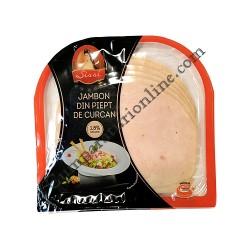 Jambon de curcan Sissi Caroli 170 gr.