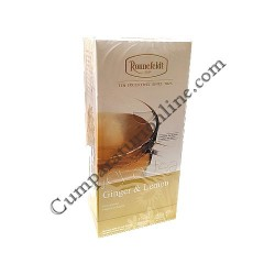 Ceai ghimbir si lamaie Ronnefeldt Joy of Tea Ginger & Lemon 15x4 gr.