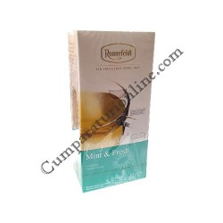 Ceai menta si lamaie Ronnefeldt Joy of Tea Mint & Fresh 15x1,4 gr.