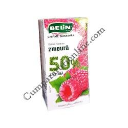 Ceai zmeura 50% Belin 20x2 gr.
