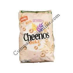 Fulgi crocanti cu ovaz Nestle Cheerios Oats 400 gr.