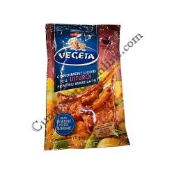 Condiment lichid cu usturoi pentru marinare Vegeta Podravka 75 gr.