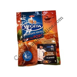 Condimente pentru carne de porc Vegeta Podravka 20 gr.