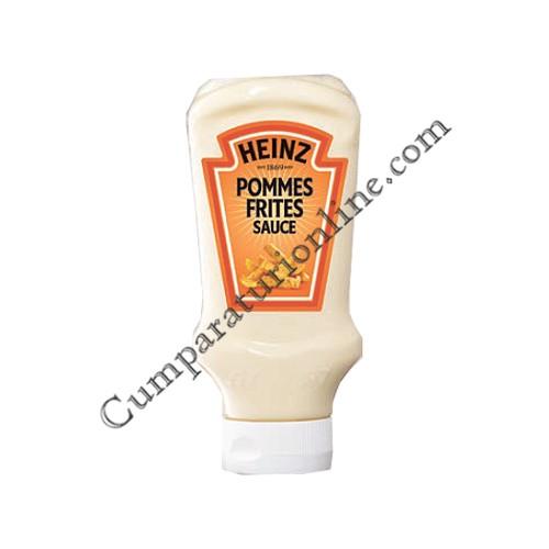 Sos pentru cartofi prajiti Heinz 400 ml.