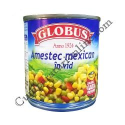 Amestec mexican conserva Globus 150 gr.