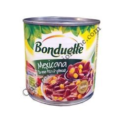 Amestec de legume Mexicana in sos tomat picant Bonduelle 430 gr.