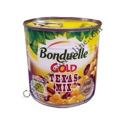 Amestec de legume Texas Mix Bonduelle Gold 400 gr.