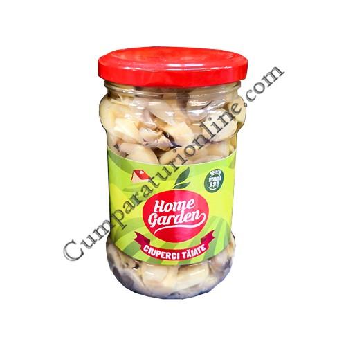 Ciuperci taiate Home Garden 300 gr.