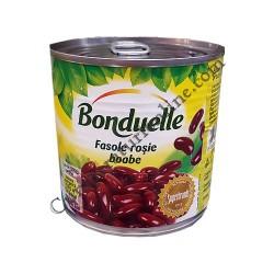 Fasole rosie boabe Bonduelle 400 gr.