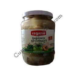 Gogonele cu conopida in saramura Cegusto 680 gr.
