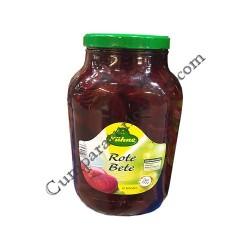 Sfecla rosie felii Kuhne 2650 ml.