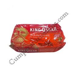 Sardine in sos tomat King Oscar 110 gr.