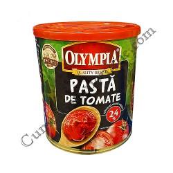 Pasta de tomate 24% Olympia 800 gr.