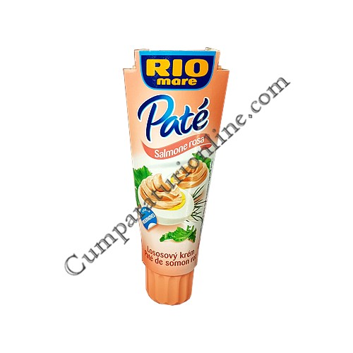 Pate de somon Rio Mare 100 gr.