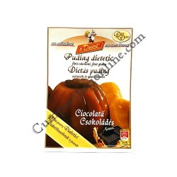Budinca dietetica ciocolata Desert 40 gr.