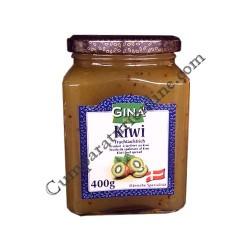 Dulceata de kiwi Gina 400 gr.
