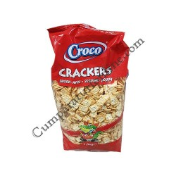 Biscuiti Croco Crackers mix 1,5 Kg.