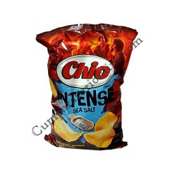 Chips Chio Intense Sea Salt 140 gr.