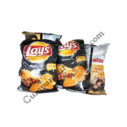 Chips Lay's barbeque 105 gr.