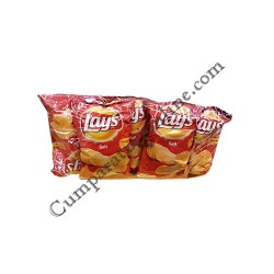 Chips Lay's Maxx Deep Ridge sare 62 gr.