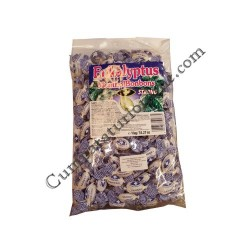 Dropsuri mentolate Eukalyptus Strong 1 kg.