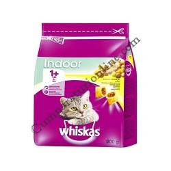 Hrana uscata pisici Whiskas 800 gr. pui