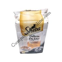 Selectii de pasare Sheba Delices du Jour 6x50gr.