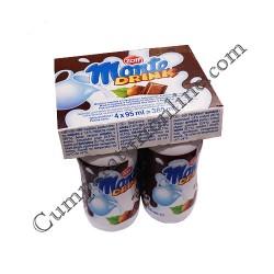 Bautura din lapte cu ciocolata Zott Monte Drink 4x95 ml. pret/set
