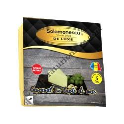 Cascaval de lux cu lapte de oaie Solomonescu 500 gr.