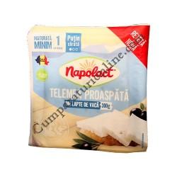 Telemea proaspata din lapte de vaca Napolact 300 gr.