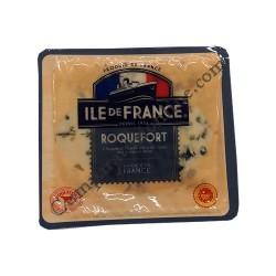 Branza cu mucegai Ile de France Roquefort 100 gr.